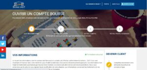 inscription bourse direct